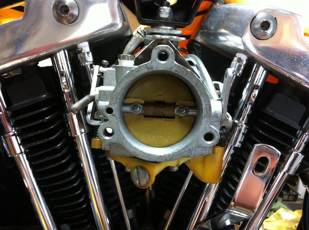 IH: Carburetor, Intake Manifold & Exhaust Systems