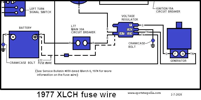 Ironhead Illustrated Wiring Diagrams - Page 2 - The Sportster And Buell Motorcycle Forum